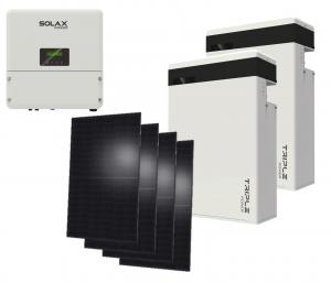 omvormer thuisbatterij zonnepanelen