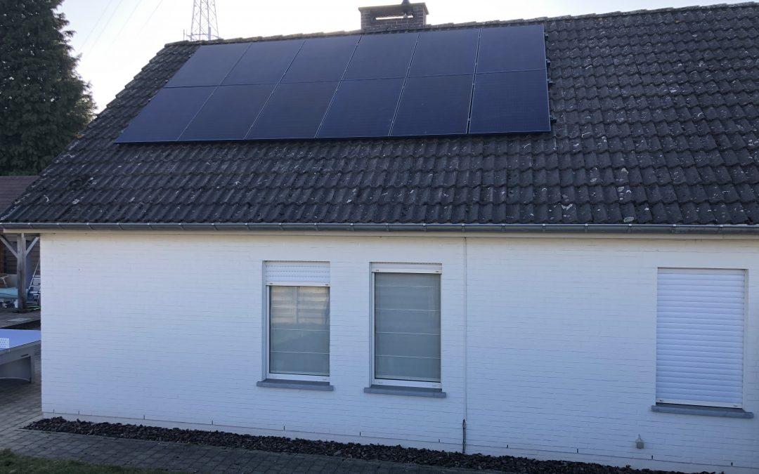 Zonnepanelen Turnhout
