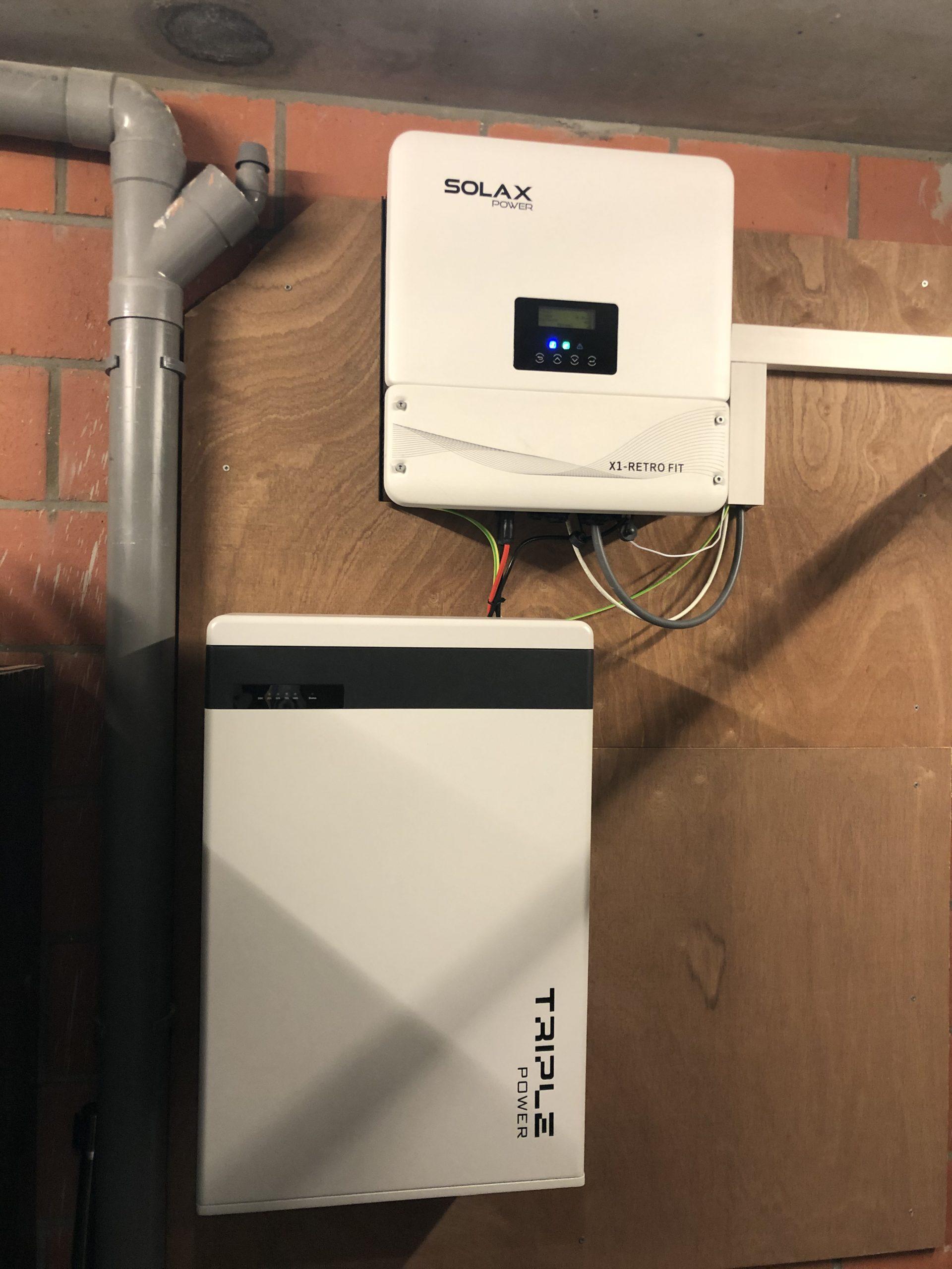 Thuisbatterij Adinkerke