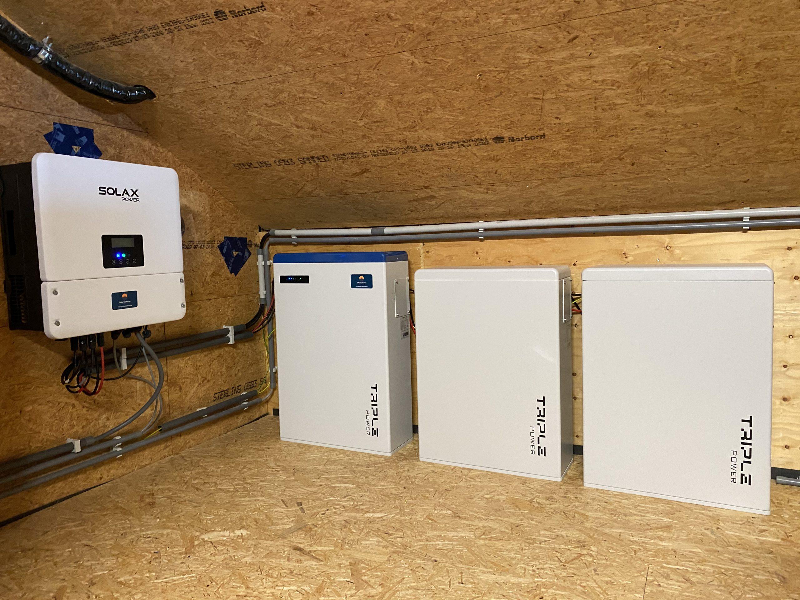 Thuisbatterij Ieper