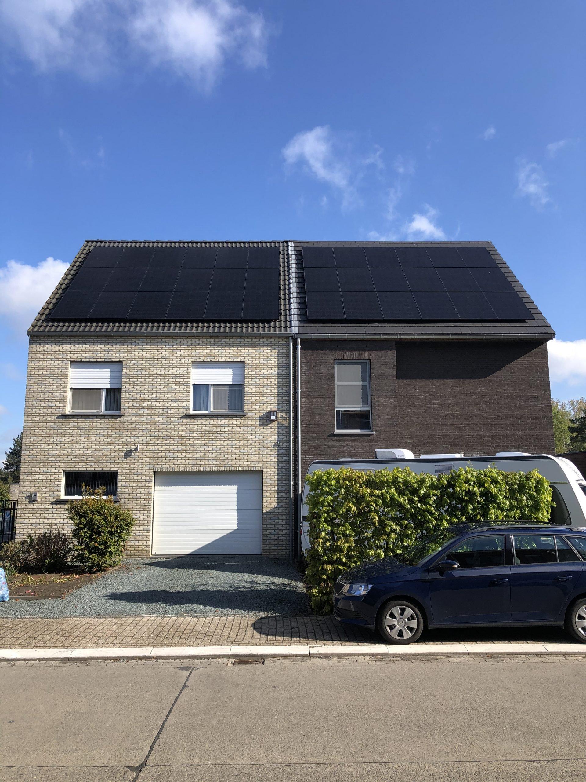Zonnepanelen Sint-Katelijne-Waver